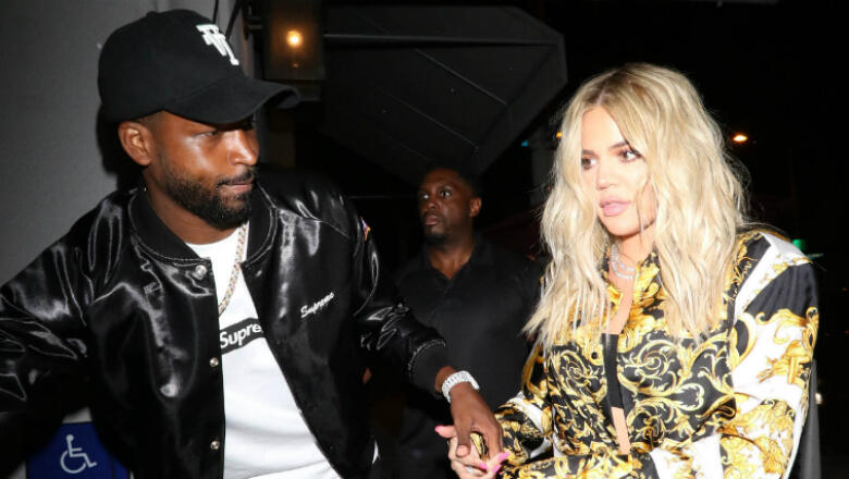 Khloe Kardashian Breaks Silence after Cheating Claims from Tristan Thompson's Ex