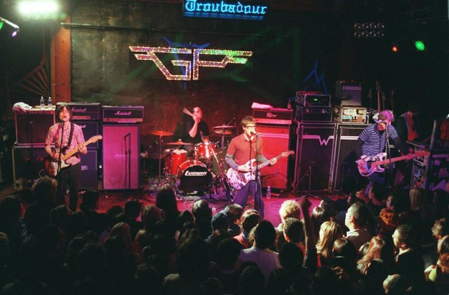 Weezer At The Troubadour