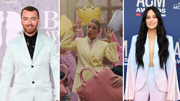Pop Pics - 18 Celebs In Pastel Suits