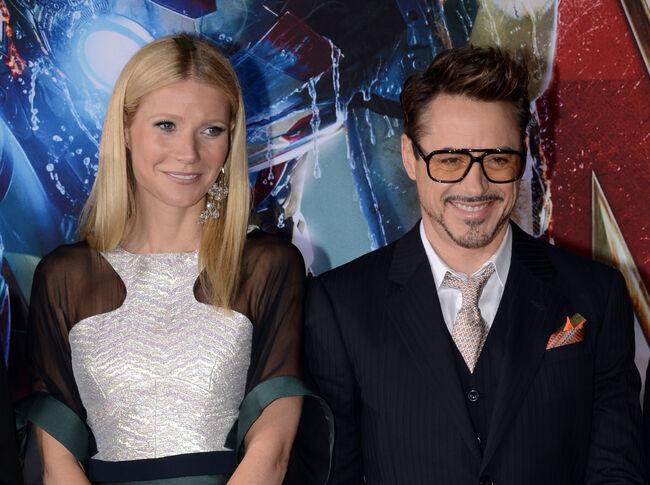 "Premiere Of Walt Disney Pictures' ""Iron Man 3"" - Red Carpet"