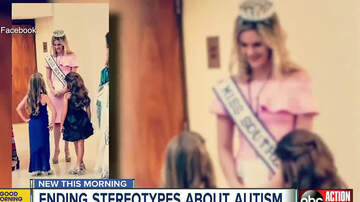 Conrad - Woman will be 1st contestant with autism to compete in Miss Florida Pageant