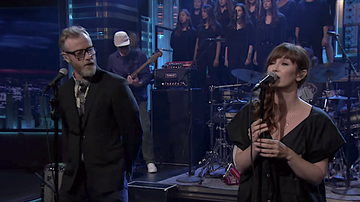 Trending - The National Give Orchestral Performance Of 'Oblivions' On 'Fallon': Watch