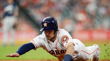 Sports Desk - Astros Hold On Against Brewers
