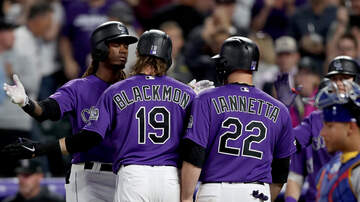 Mike Rice - Rockies Do It All In 10-3 Win Over Cubs