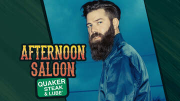 Features - Afternoon Saloon with Jordan Davis