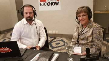 Ross Kaminsky - Kansas Governor Laura Kelly from the Western Governors Association  Meeting