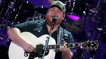 iHeartCountry - Luke Combs Extends 'Beer Never Broke My Heart Tour': See The New Dates
