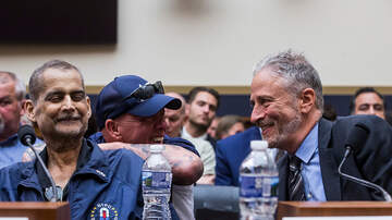 The DSC Show - Jon Stewart Told Congress to Extend 9/11 Benefits to First Responders