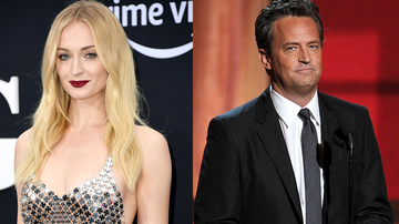 Elvis Duran - Sophie Turner Once Tried To Get Matthew Perry To Ask Her Out