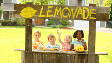 Politics - Texas Law Says Towns Can't Shut Down Lemonade Stands Run By Kids