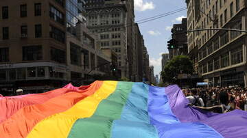 Wendy Wild - NYC Will Unveil Largest Pride Flag Ever