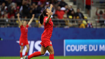 World Cup - Alex Morgan And Her Teammates Didn't Disgrace Soccer