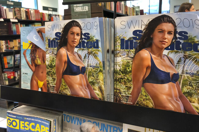 Sports Illustrated Magazine Sold To Authentic Brands Group For 110 Million