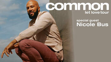None - Common at The Smith Center for the Performing Arts