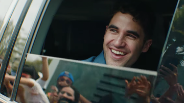 Entertainment News - Darren Criss Plays Nacho-Fries-Loving Singer Zack Collins In 'Chasing Gold'