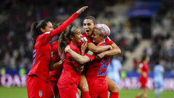 Sports Top Stories - Not Everybody Was Happy With U.S. Women's Team's 13-0 Drubbing Of Thailand