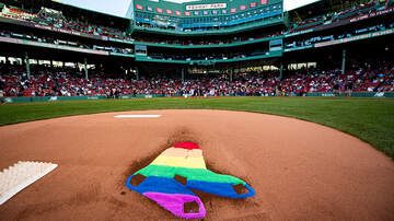 Sports Top Stories - MLB Celebrates Pride