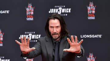 Erik Zachary - Everyone Is Celebrating Keanu Reeves And His Hover Hands