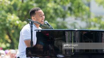 Bionce Foxx - John Legend Wants Diaper Changing Tables For Men Too