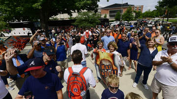 Long John - Auburn Baseball in the College World Series, First Time in 22 Years
