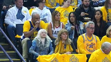 Dreena Gonzalez - SMH! Raptors fans caught heckling and cursing at Mama Curry!