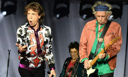 Rock News - The Rolling Stones Have An Ironic 'No Filter' Tour Sponsor