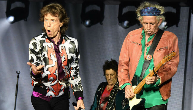The Rolling Stones Have An Ironic 'No Filter' Tour Sponsor