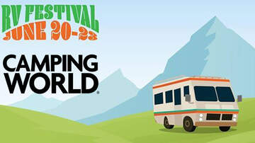 Buzzing Vegas - Join 95.5 The Bull at RV Festival at Camping World on Saturday, June 22nd!