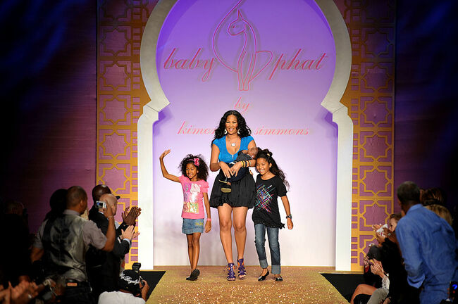 Baby Phat & KLS Collection - Runway - Spring 2010 MBFW