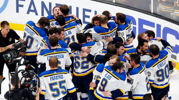 Sports Desk - Blues Beat Bruins To Win First Stanley Cup