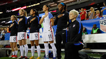 Top Stories - Facebook Blows Up Over US Women's Soccer Star's National Anthem Protest