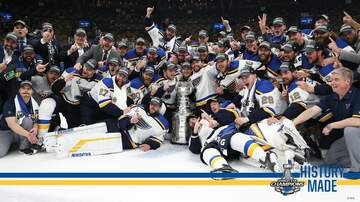 None - The St. Louis Blues are the Stanley Cup Champions!