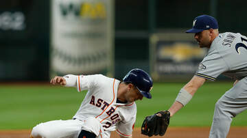 Sports Desk - Brewers Outlast Astros In 14 Innings