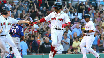 Sports Desk - Red Sox Walk Off Against Rangers