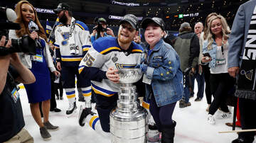 The Steve Czaban Show - Young Blues Fan Moment Reminds Us Why We Love Sports