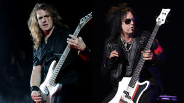 Rock News - Dave Ellefson Recalls Terrifying Scene When Nikki Sixx Was Pronounced Dead