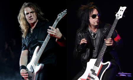 Rock News - Dave Ellefson Recalls Terrifying Scene When Nikki Sixx Was Pronounced Dead