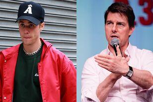 Justin Bieber Backtracks On Tom Cruise Fight Challenge: He'd Kick My Butt