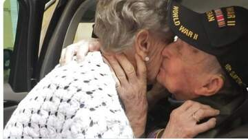 Lynchburg-Roanoke Local News - D-Day vet who is 97-years-old reunited with lost love after 75 years