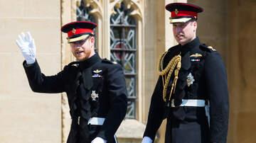 Entertainment News - Prince William & Prince Harry Weren't Speaking Before Archie's Birth