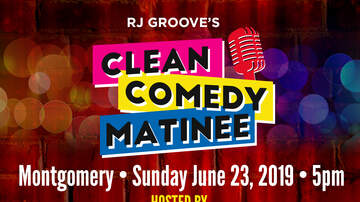 None - Clean Comedy Matinee