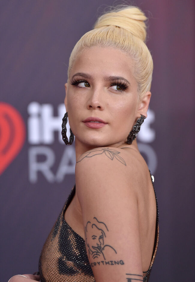 2018 iHeartRadio Music Awards - Arrivals