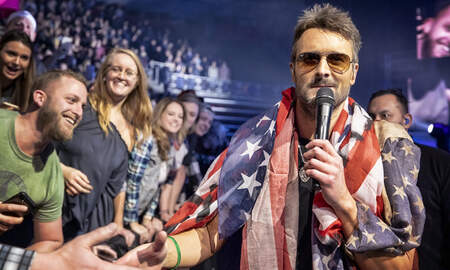 Music News - It's Time Eric Church Is Named Entertainer of the Year