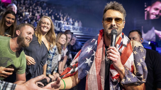 It's Time Eric Church Is Named Entertainer of the Year