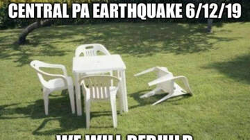 Reading and Harrisburg Breaking News - Last Night's Earthquake Measured 3.4 on the Richter Scale