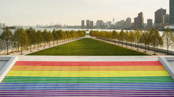 iHeartPride - NYC Park To Be Transformed Into The City's Largest Pride Flag