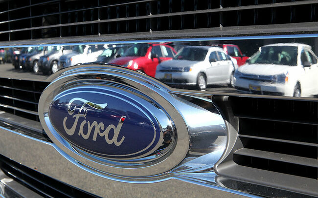Ford Post 1 Billion Dollar Quarterly Profit