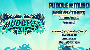 None - MUDDFEST 2019 Feat. Puddle of Mudd, Saliva, Trapt, Plus More!