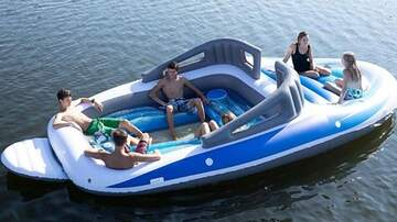 Suzette - Amazon Is Selling A Life-Size Inflatable SpeedBoat & It's Beyond Awesome