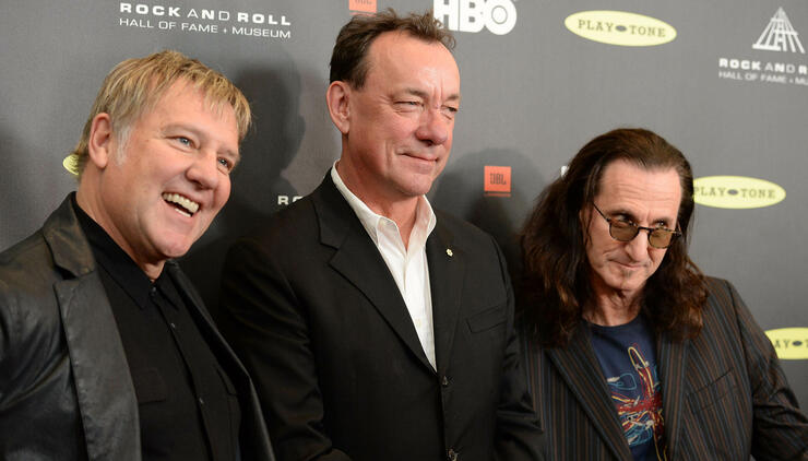 RUSH Announces 'Fan Indulgent' Film, Chronicling Final Tour | iHeartRadio